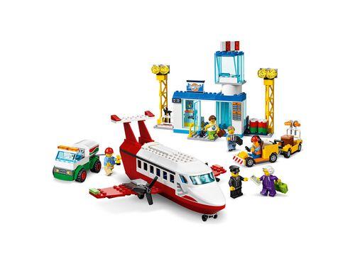 AEROPORTO LEGO CITY CENTRAL