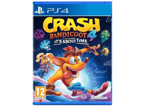 JOGO PS4 CRASH BANDICOOT 4 image number 0