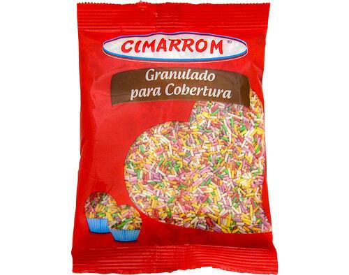 GRANULADO CIMARROM CORES 150 G image number 0
