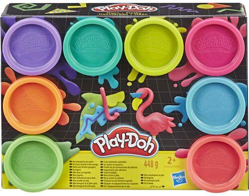 PACK MODELAGEM PLAY-DOH 8 SORTIDO image number 0