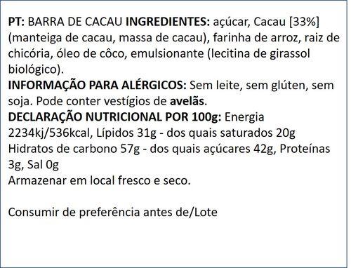 CHOCOLATE MOO FREE MINI ORIGINAL SEM LACTOSE 20G image number 1