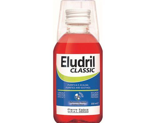 COLUTÓRIO ELUDRIL CLASSIC 500ML image number 0