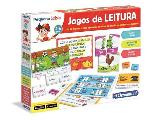 JOGOS DE LEITURA CLEMENTONI image number 0