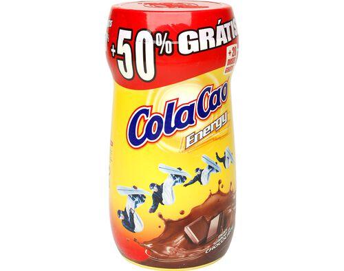 ACHOCOLATADO COLA CAO ENERGY 600G+50% GRÁTIS image number 0