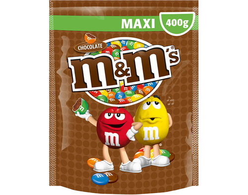 CHOCOLATE M&M'S 400G image number 0