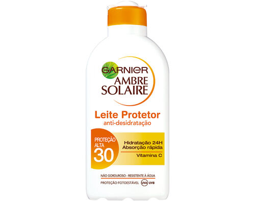 PROTECTOR AMBRE SOLAIRE SOLAR HIDRATANTE TOTAL FPS30 200ML image number 0