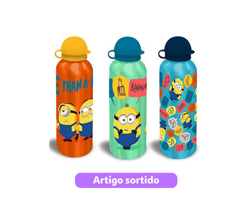 CANTIL MINIONS SORTIDO 500ML image number 0