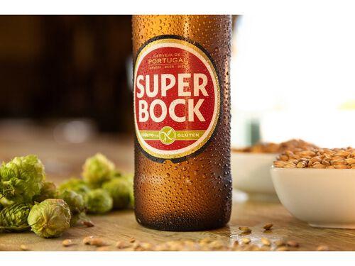 CERVEJA SUPER BOCK SEM GLÚTEN 6X0.33 L image number 1