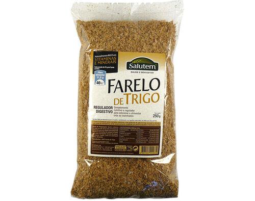FARELO SALUTEM TRIGO 250G image number 0