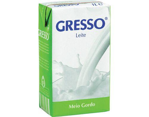 LEITE GRESSO UHT MEIO GORDO 1L image number 0