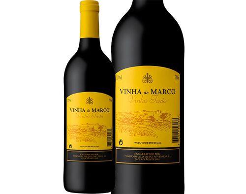 VINHO VINHA DO MARCO TINTO 0.75L image number 0