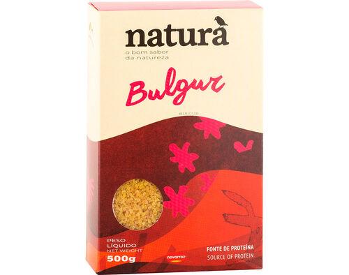 BULGUR NATURA 500G image number 0