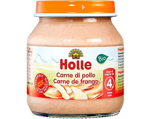 BOIAO BIO PURE HOLLE FRANGO 4M 125G image number 0