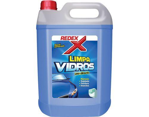 LIMPA VIDROS REDEX AZUL 5 L image number 0