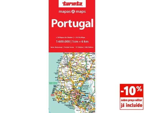 MAPA TURINTA BOLSOMAP PORTUGAL image number 0