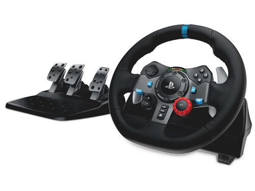 VOLANTE LOGITECH G29 RACING WHEEL DRIVING FORCE image number 0