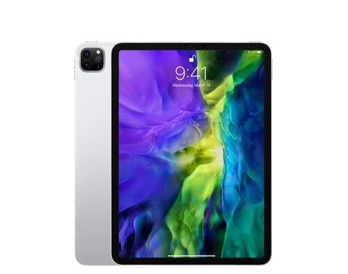 """IPAD PRO APPLE SILVER 11""""WIFI 128GB MY252TY/A image number 0"""