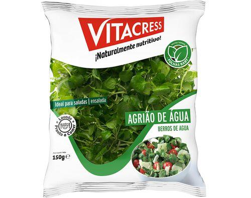 AGRIÃO VITACRESS DE ÁGUA 125G image number 0