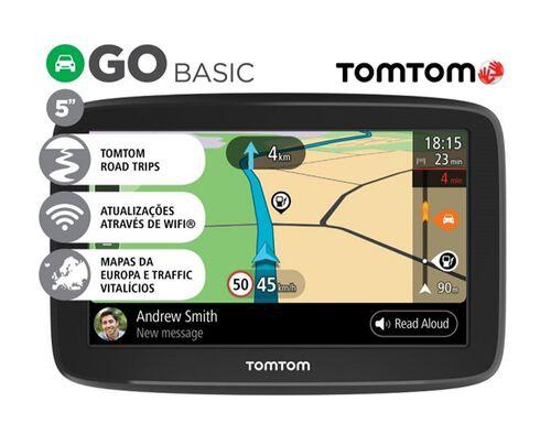 GPS TOMTOM GO BASIC 5'' image number 0
