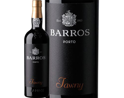 VINHO BARROS PORTO TAWNY 0.75L image number 0