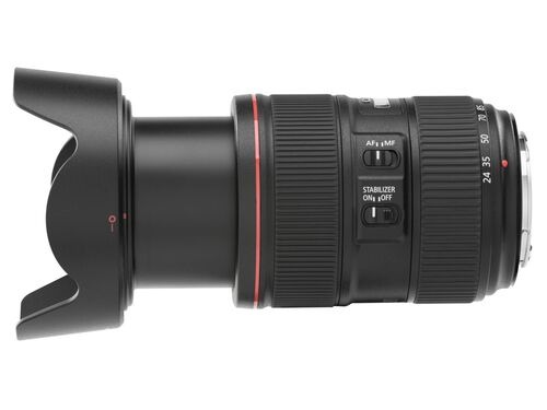 OBJECTIVA PARA REFLEX CANON EF 24-105MM F4L IS II USM 1380C005AA image number 1