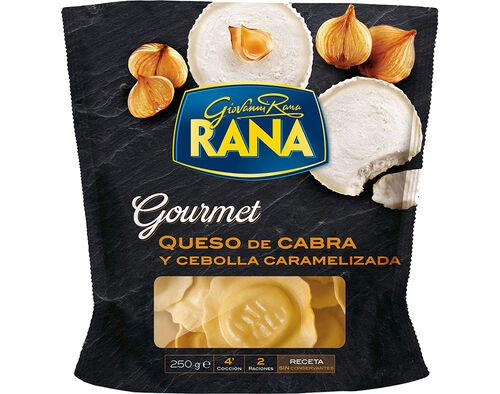 RAVIOLI RANA COM QUEIJO DE CABRA E CEBOLA 250G image number 0