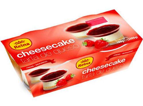 CHEESE CAKE REINA 2X90G image number 0