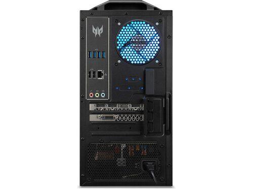 DESKTOP GAMING ACER PREDATOR ORION 3000 PO3-620 8GB 512GB SSD GTX 1660 SUPER