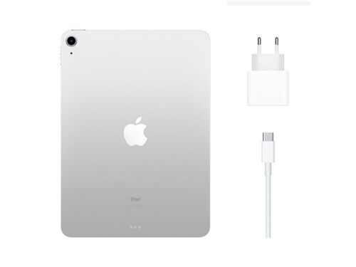 """IPAD AIR APPLE SILVER 10.9"""" 256GB MYFW2TY/A image number 3"""