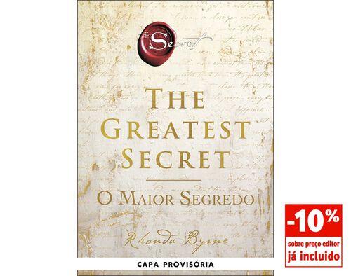 LIVRO O MAIOR SEGREDO image number 0