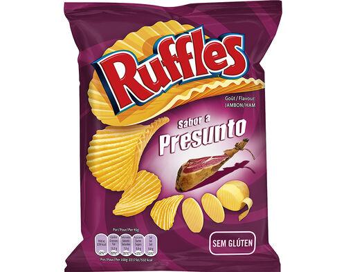 BATATAS RUFFLES FRITAS PRESUNTO 80G image number 0
