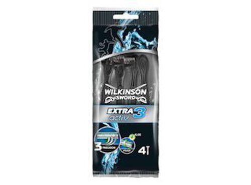 MÁQUINA DESCARTÁVEL WILKINSON EXTRA 3 ACTIV 4 UN image number 0