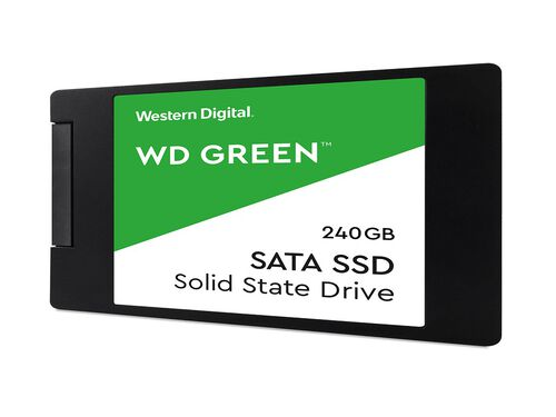 DISCO SSD WD 2.5'' 240GB GREEN image number 1