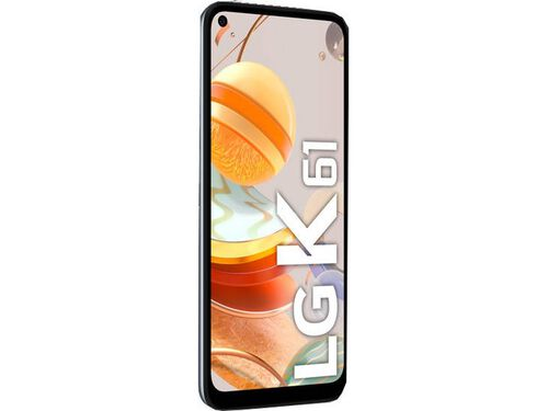 SMARTPHONE LG K61 CINZA 4GB 128GB image number 1