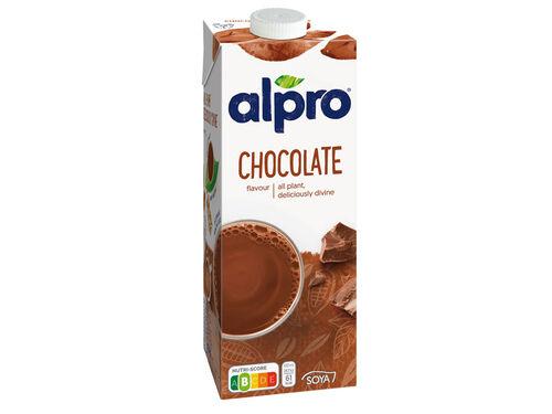 BEBIDA ALPRO SOJA CHOCOLATE 1L image number 0