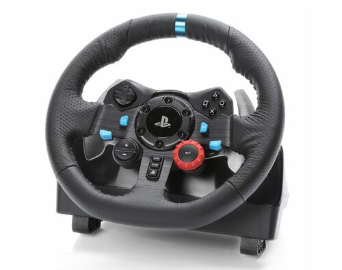 VOLANTE LOGITECH DRIVING FORCE G29 RACING WHEEL image number 0