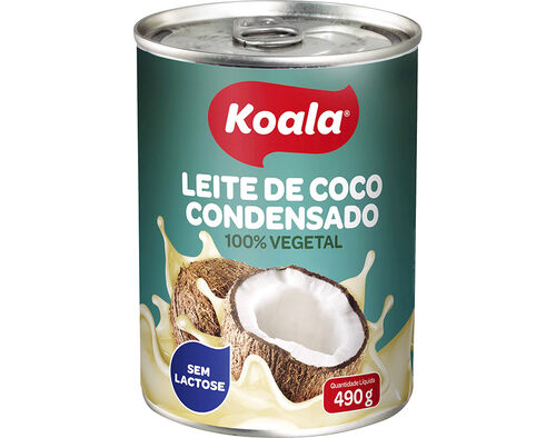 LEITE CONDENSADO KOALA DE COCO 490 G image number 0