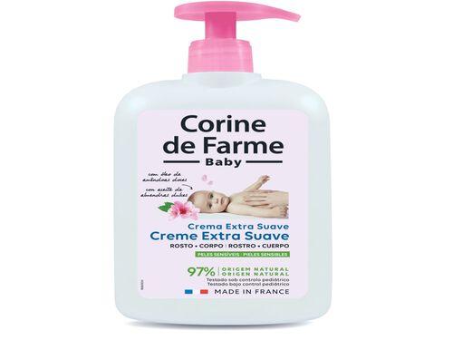 CREME CORINE DE FARME EXTRA SUAVE ROSTO CORPO 500ML image number 0