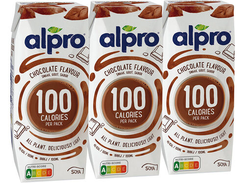 BEBIDA ALPRO SOJA CHOCOLATE LIGHT 3X250ML image number 0