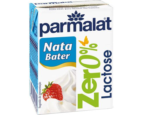NATAS UHT P/ BATER PARMALAT 0% LACTOSE 200ML image number 0
