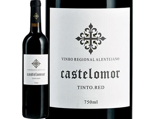 VINHO CASTELOMOR TINTO ALENTEJO 0.75L image number 0
