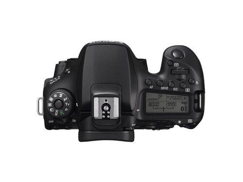 MÁQUINA FOTOGRÁFICA REFLEX CANON EOS 90D + EF-S 18-55MM F/3.5-5.6 IS STM