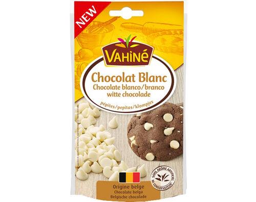 PEPITAS VAHINÉ CHOCOLATE BRANCO 100G image number 0