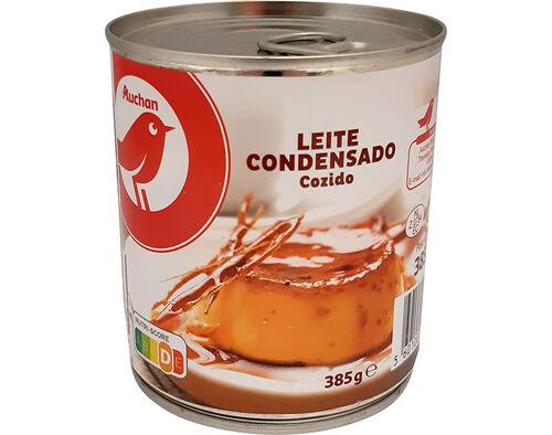 LEITE CONDENSADO AUCHAN COZIDO 385G image number 0