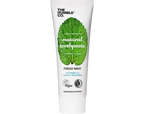 DENTIFRICO THE HUMBLE CO NATURAL MENTA FRESCA 75ML image number 0