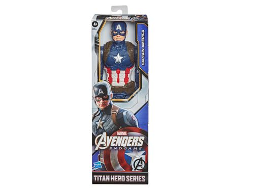 FIGURA TITAN HERO AVENGERS SORT. image number 0