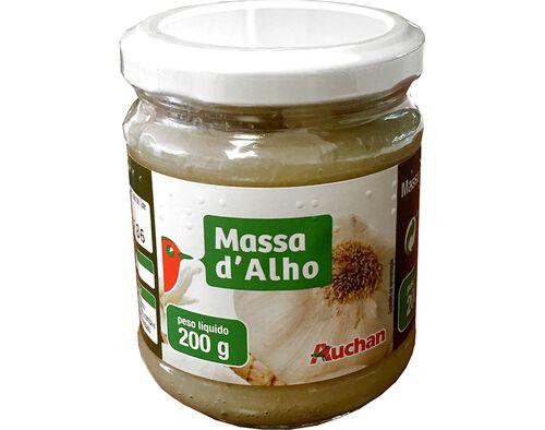 MASSA D'ALHO AUCHAN 200 G image number 0