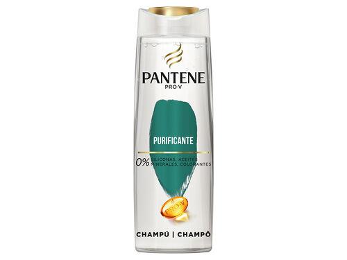 CHAMPÔ PANTENE PURIFICANTE 400ML image number 0