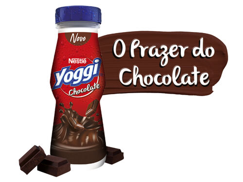 IOGURTE LIQUIDO YOGGI CHOCOLATE 250ML image number 0
