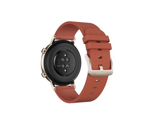 SMARTWATCH HUAWEI GT 2 42MM CLASSIC CASTANHO image number 1